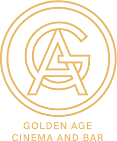Golden Cinema and Bar logo
