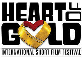 Heart of Gold Film Festival Logo