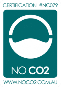 NO CO2 logo