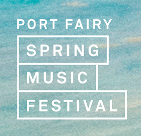 Port Fairy Spring Music Festival Logo