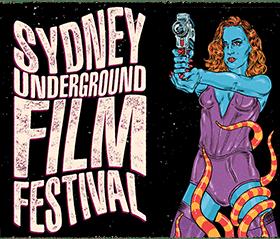 Sydney Underground Film Festival logo